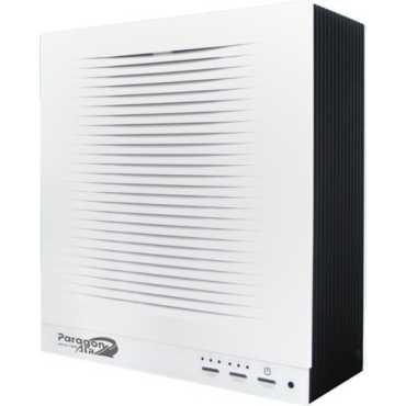 Paragon PA303 Portable Floor Console Air Purifier - Silver