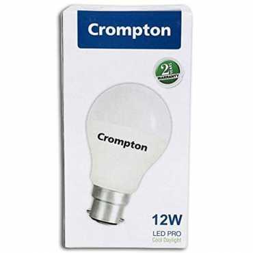 Crompton Led Pro 12W B22 Led Bulb (White) - White