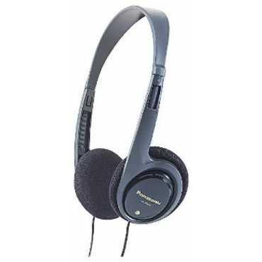 Panasonic RP-HT6E-K Headphone - Black