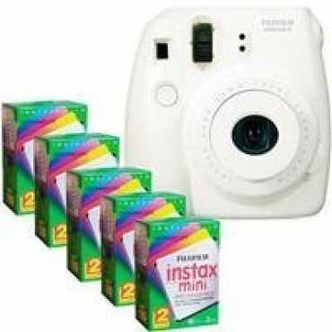 Fujifilm Instax Mini 8 Instant Camera (With 100 Film Exposures )