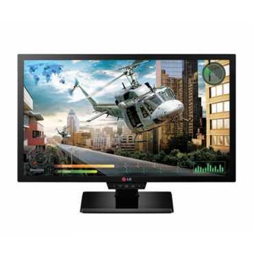 LG 24GM77 24 Inch Gaming Monitor - Black