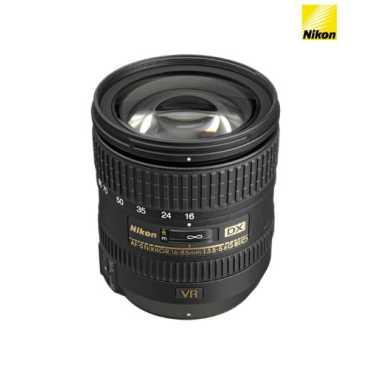 Nikon AF-S DX NIKKOR 16-85mm F/3.5-5.6G Lens - Black