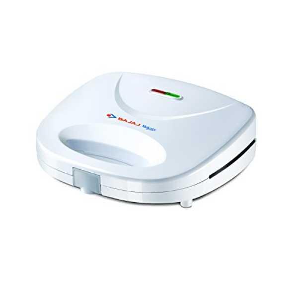 Bajaj Majesty SWX300 Sandwich Maker - White
