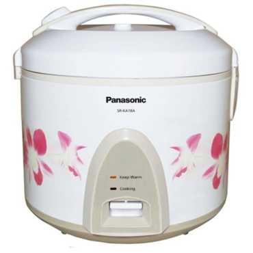 Panasonic SR-KA18A 5 L Electric Rice Cooker