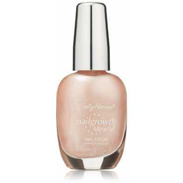 Sally Hansen Nailgrowth Miracle Nail Color (180 Profound Pink) - Pink