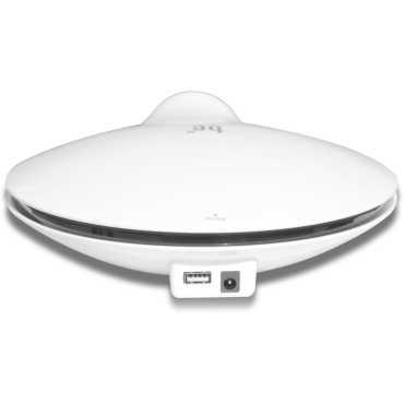 BreatheEasy EPI802 Portable Car Air Purifier - White