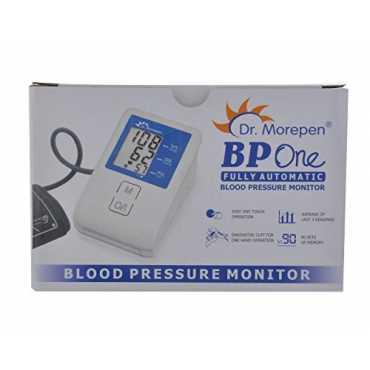 Dr. Morepen 04i BP Monitor - White