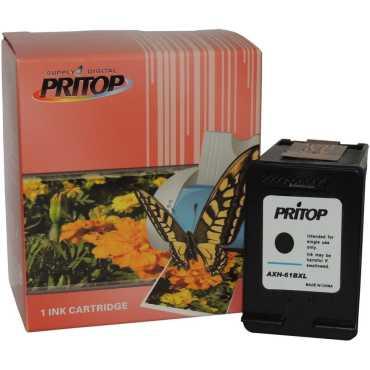 PRITOP 61XL Black Inkjet Cartridge
