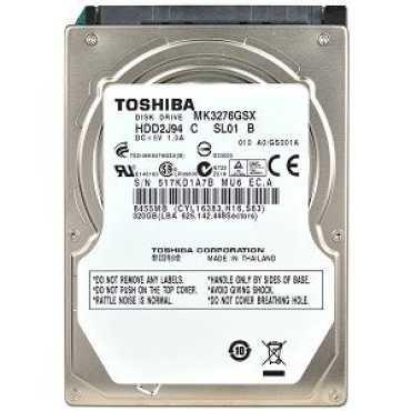 Toshiba MK3276GSX 320GB Internal hard disk