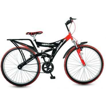 Hero Ranger Single Speed Bicycle (Size 26) - Green