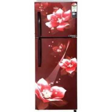 Haier HEF-25TRF 258 L 3 Star Frost Free Double Door Refrigerator
