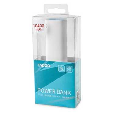 Rapoo P100 10400mAh Power Bank