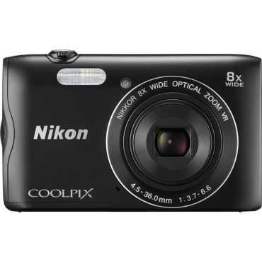 Nikon Coolpix A300 Digital Camera - Silver | Pink | Black | Red