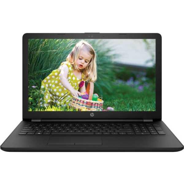 HP 15-BS548TU Laptop - Black