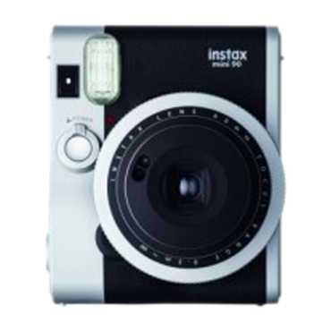 Fujifilm Instax Mini 90 Instant Camera (with 30 Shots Film) - Brown | Black