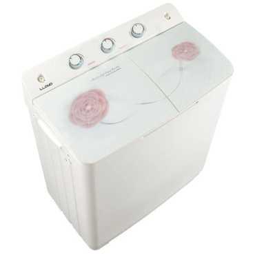 Lloyd 7.2Kg Semi Automatic Top Load Washing Machine (LWMS72G) - White