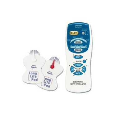 Omron HVF127 Massager - White