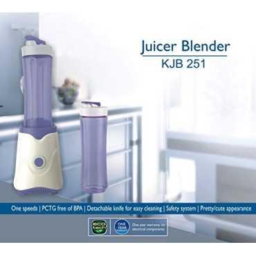 Kelvinator KJB-251 Blender - White | Black