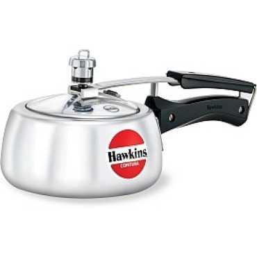 Hawkins Contura HC15 Aluminium 1.5 L Pressure Cooker (Inner Lid)