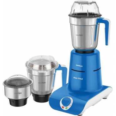 Havells Maxx Grind 700W Mixer Grinder (3 Jars) - Blue