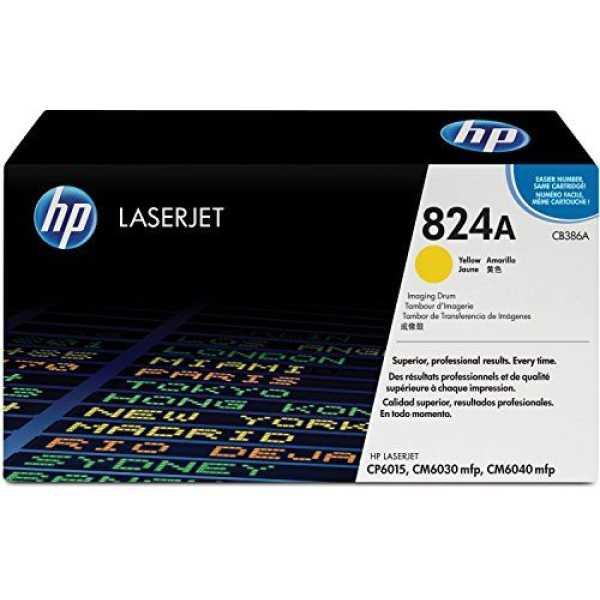 HP 824A Yellow LaserJet Toner Cartridge