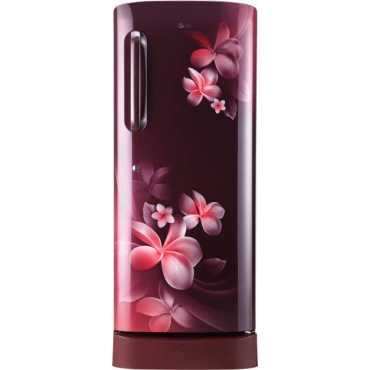 LG GL-D241ASPX 235 L 4 Star Inverter Direct Cool Single DOor Refrigerator (Plumeria) - Blue