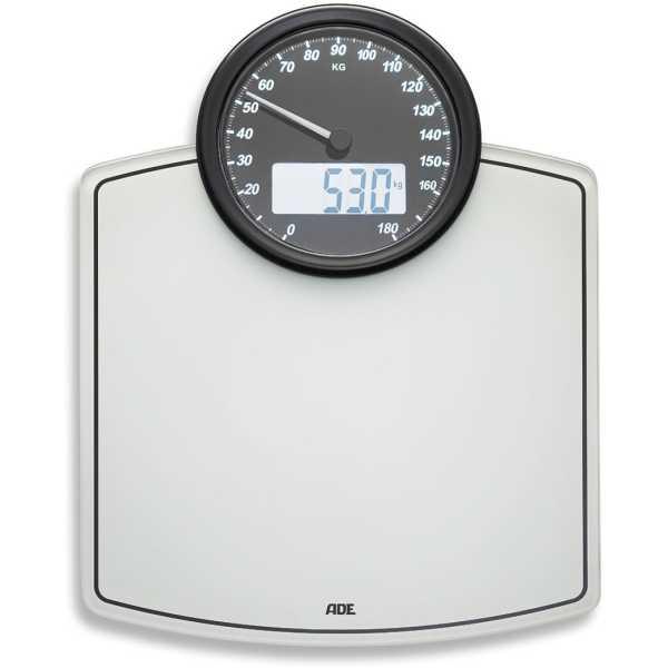 ADE BE 1500 Body Fat Analyzer - White