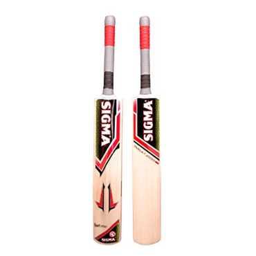 Sigma Target 2000 Kashmir Willow Cricket Bat