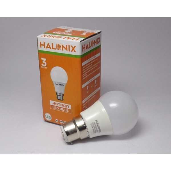 Halonix 3 W LED Astron Bulb B22 Yellow - White