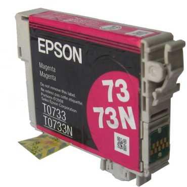 Epson 73N T0733 Magenta Ink Cartridge