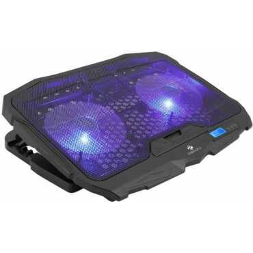 Zebronics NC6000D Laptop Cooling Pad - Black