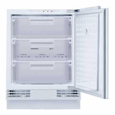 Siemens IQ500 GU15DA55 98L Single Door Freezer - Steel