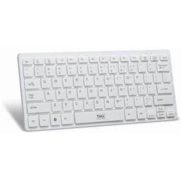 TAG Chocolate USB Standard Keyboard - Brown | Black