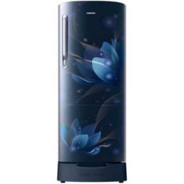 Samsung RR20A281BU8 192 L 2 Star Direct Cool Single Door Refrigerator