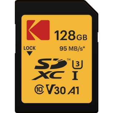 Kodak 128GB MicroSDXC Class 10 Memory Card