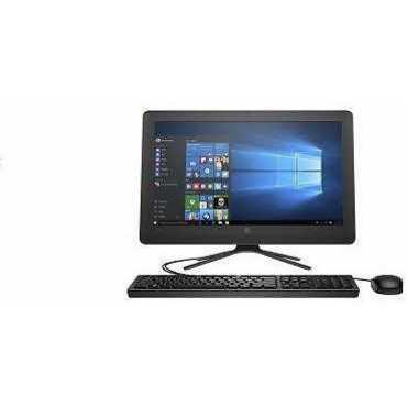 HP 20-c103in (Celeron, 4GB RAM, 500 GB HDD, Win 10) All-In-One Desktop - Black