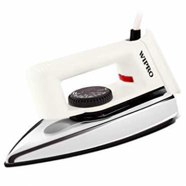 Wipro WI0006 750W Dry Iron - White