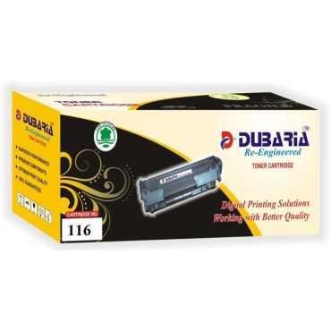 Dubaria 116 / MLT-D116S Black Toner Cartridge - Black