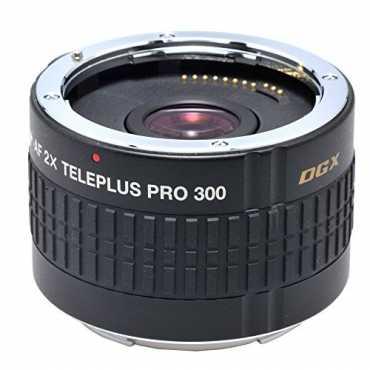 Kenko PRO 300 AF DGX 2.0X Teleconvertors Lens (For Nikon) - Black