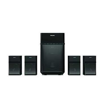 Philips SPA8180B 4.1 Channel Multimedia Speakers - Black