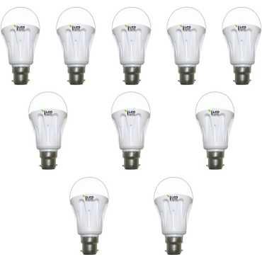 Imperial 7W-CW-BC22-3564 LED Premium Bulb (White, Pack of 10) - White