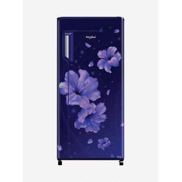 Whirlpool 260 IMPRO PRM 245L INV 4S Direct Cool Single Door Refrigerator (Sapphire Hibiscus)