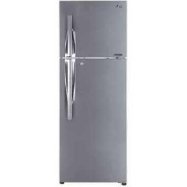 LG GL-T372LPZU 335 L 3 Star Inverter Frost Free Double Door Refrigerator