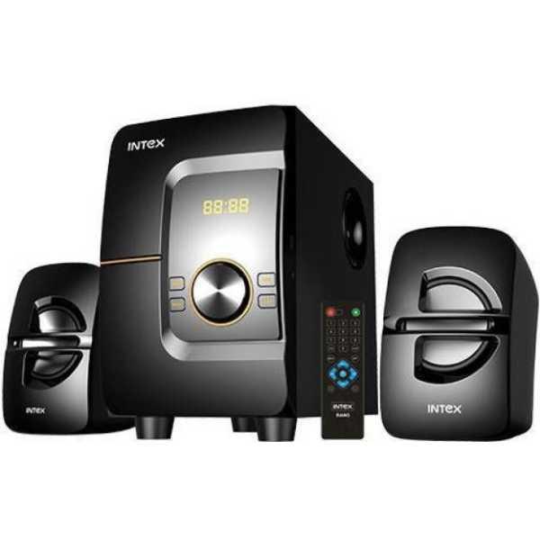 Intex XV Bang SUFB 2.1 Bluetooth Speaker