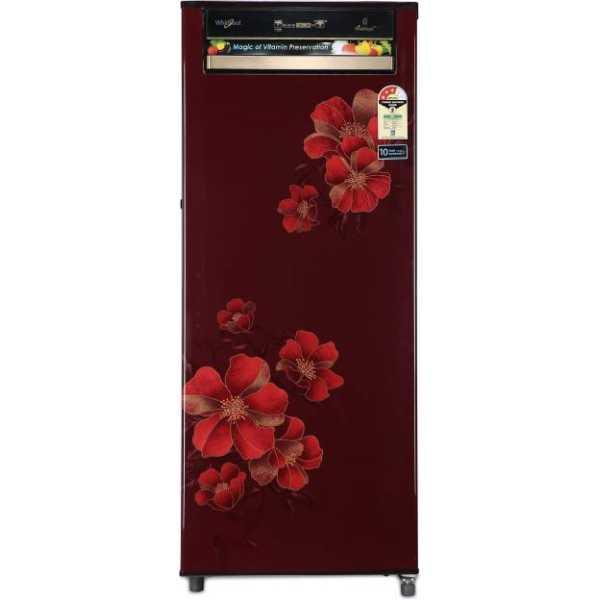 Whirlpool 230 Vitamagic Pro PRM 215 L 3 Star Direct Cool Single Door Refrigerator (Electra)