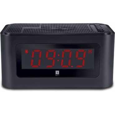 iBall Clock Sound Station Bluetooth Speaker - Black