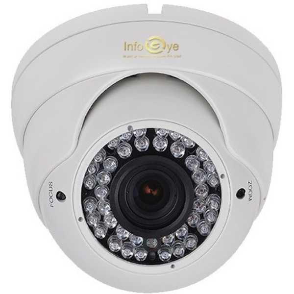 Infoeye IE-AH-35036-306 IR Dome CCTV Camera