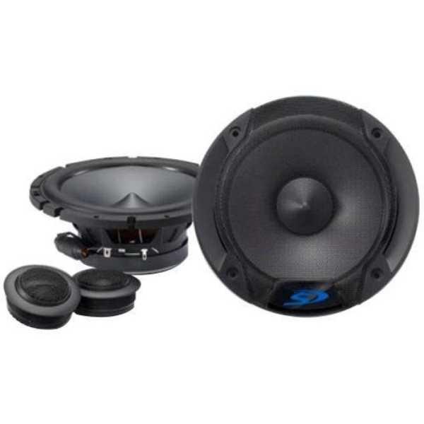 Alpine SPS-610C 6-inch Component Speaker (240 W)
