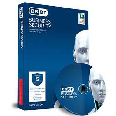 Eset Business Security 2016 5 PC 1 Year Antivirus