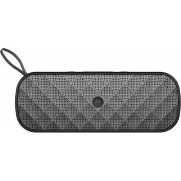 Motorola Sonic Play Plus 200 Portable Bluetooth Speaker - Black